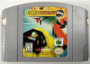 Wipeout 64 Original - N64