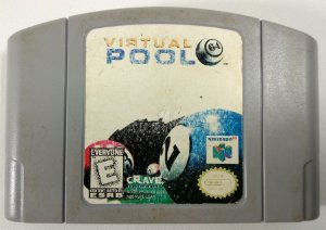 Virtual Pool 64 Original - N64