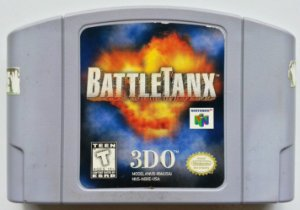 Battletanx Original - N64