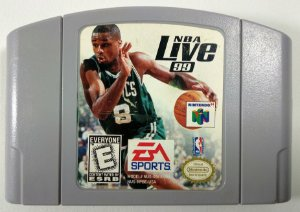 NBA Live 99 Original - N64