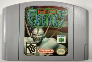Bio Freaks Original - N64