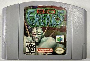 Bio Freaks Original - N64