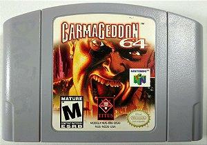 Carmagedon 64 Original - N64