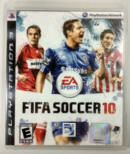 Fifa Soccer 10 - PS3