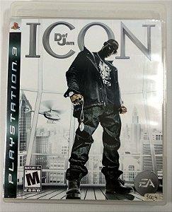 Icon - PS3