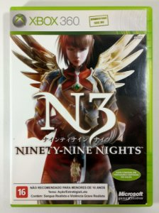 N3 Nine Nine Nights - Xbox 360