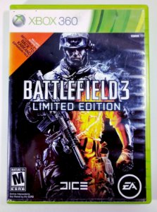 Battlefield 3 Limited Edition - Xbox 360