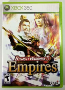 Dynasty Warrios 5 Empires - Xbox 360