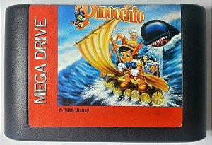 Pinocchio Original - Mega Drive