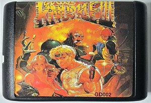 Bare Knuckle III (Street of Rage 3) - Mega Drive