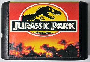 Jurassic Park - Mega Drive