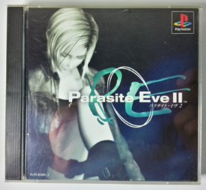 Parasite Eve II Original [JAPONÊS]  - PS1 ONE