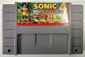 Sonic 4 - SNES