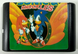 Sonic & Knuckles - Mega Drive