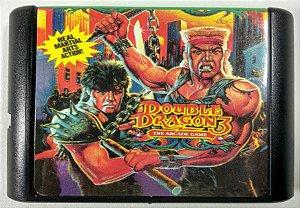 Double Dragon 3 - Mega Drive