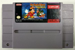 The Magical Quest Mickey Mouse Original - SNES