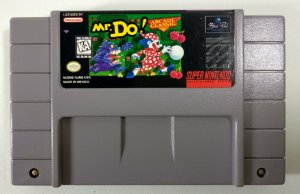 Mr. Do! Original - SNES