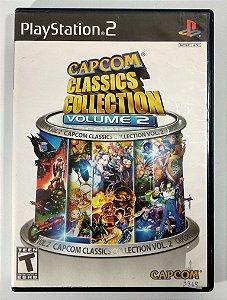 Capcom Classics Collection vol 2 Original - PS2