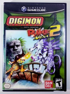Digimon Rumble Arena 2 Original - GC