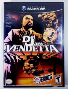 Def Jam Vendetta Original - GC