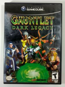 Gauntlet Dark Legacy Original - GC