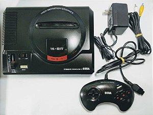 Console Mega Drive 2 Tectoy