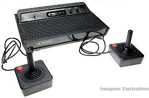 Console Atari 2600S Polyvox (com AV stereo)