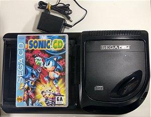 Sega CD + Sonic CD