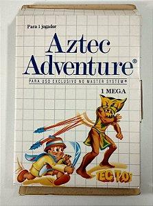 Aztec Adventure - Master System