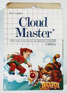 Jogo Cloud Master - Master System