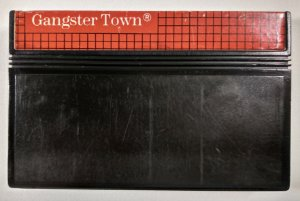 Gangster Town - Master System