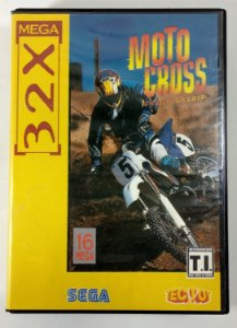 Moto Cross Original - Sega 32x