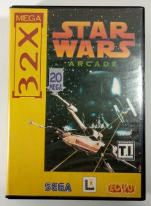 Star Wars Arcade Original - Sega 32x