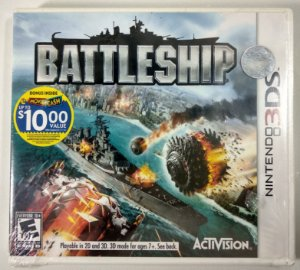 Battleship Original (Lacrado) - 3DS