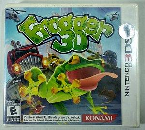 Frogger 3D Original (Lacrado) - 3DS