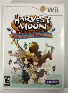 Harvest Moon Animal Parade Original (Lacrado) - Wii