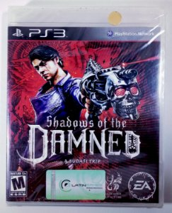 Shadows of the Damned (Lacrado) - PS3