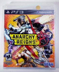 Anarchy Reigns (Lacrado) - PS3