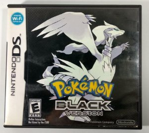 Pokemon Black Version Original - DS