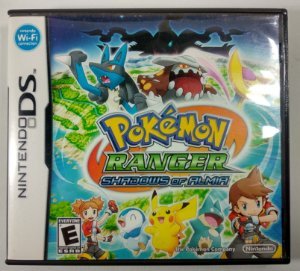 Pokemon Ranger Shadows of Almia Original - DS