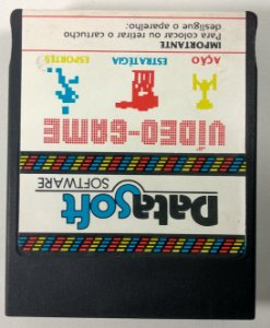 Donkey Kong Jr Datasoft - Atari