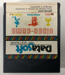 Eggomania Datasoft - Atari