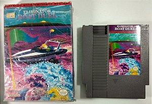 Boat Duel Original - NES