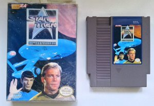 Star Trek Original - NES