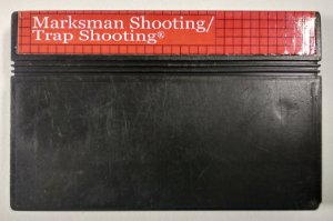 Marksman Shooting/ Trap Shooting - Master System
