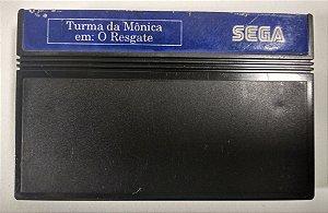 Turma da Mônica: Em o Resgate - Master System