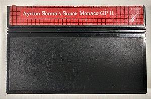 Ayrton Senna Super Monaco GP II - Master System