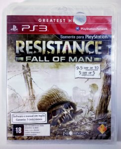 Resistance Fall of Man (Lacrado) - PS3