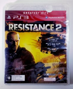 Resistance 2 (Lacrado) - PS3