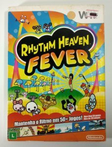 Rhythm Heaven Fever Original (Lacrado) - Wii